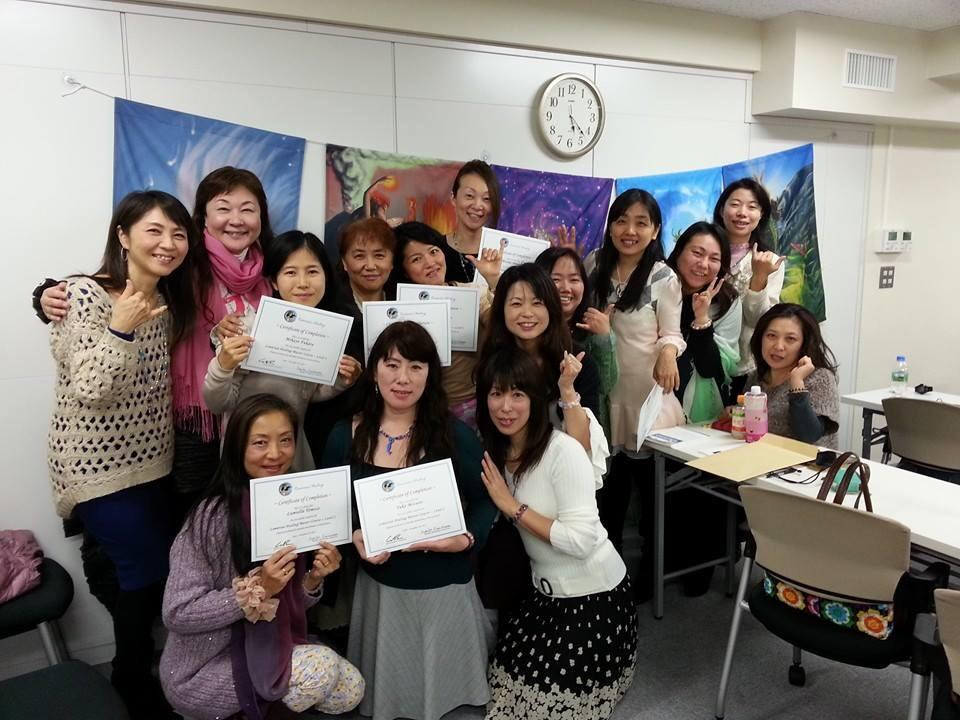 Teachers from all 11 graduating classes attended the Master Course and teacher training.