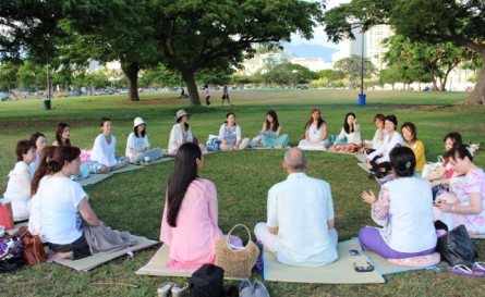 Lemurian Healing Teacher Training