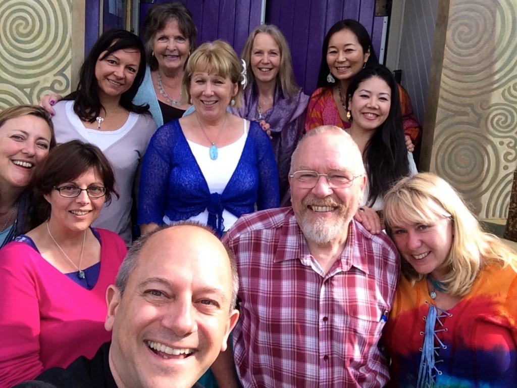 Lemurian Healing practitioners in Glastonbury